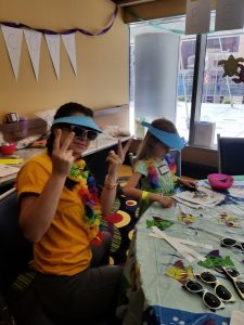 Edward Jones Kids Camp- Grand Rapids, Michigan in June 2018