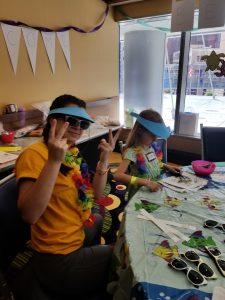 Edward Jones Kids Camp- Grand Rapids, Michigan in June 2018