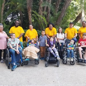 Cure GMI Special Needs Kids Camp October 2018