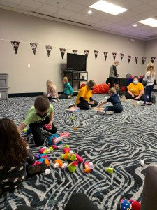 Young Farmers and Ranchers Kids Camp in Kearney Nebraska, January 2021