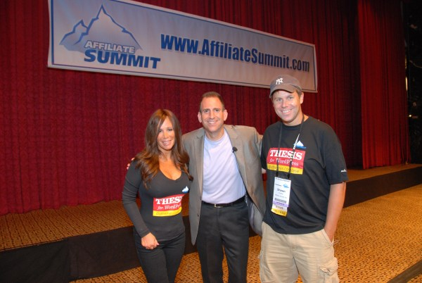 Missy Ward, Bryan Eisenberg, and Shawn Collins