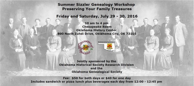 2016 07 29-30 OK Summer Sizler Workshop