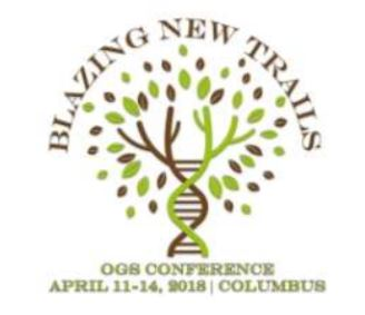 2018 OGS Blazing New Trails ConferenceKeeper.org
