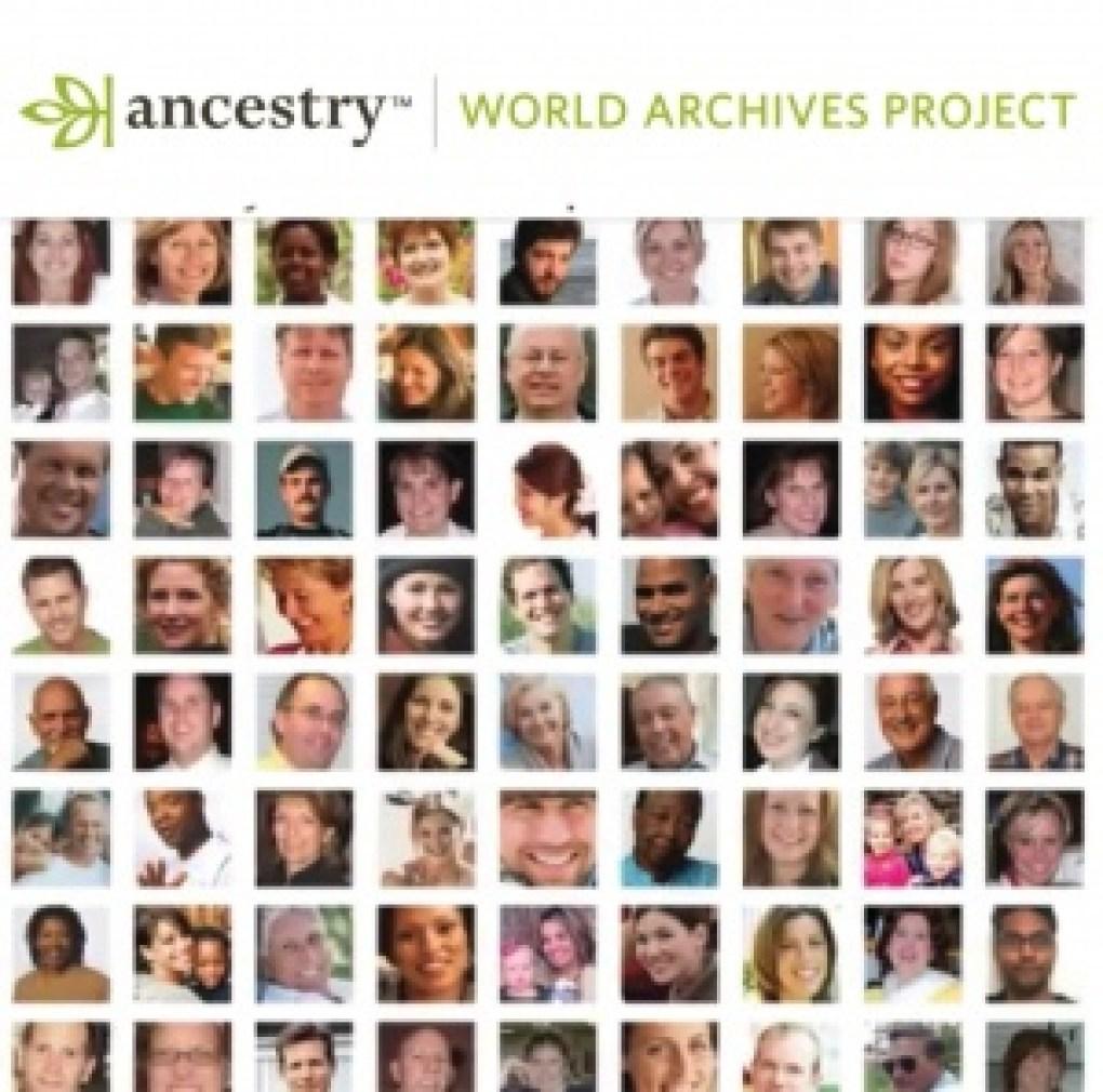 AncestryWorldArchives