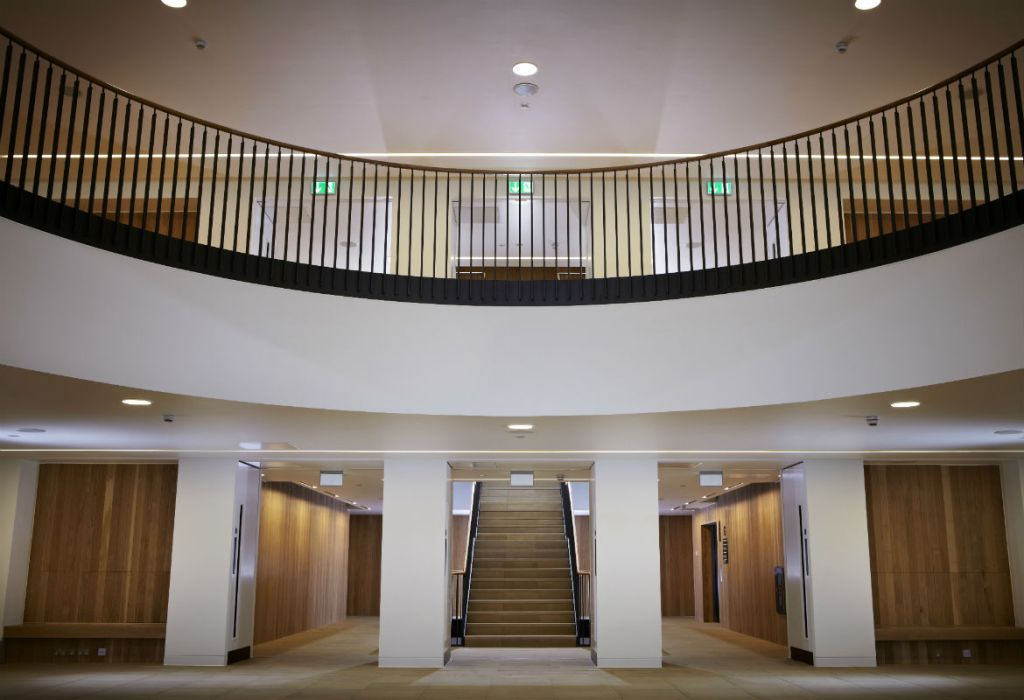 Foyer in The Bramall