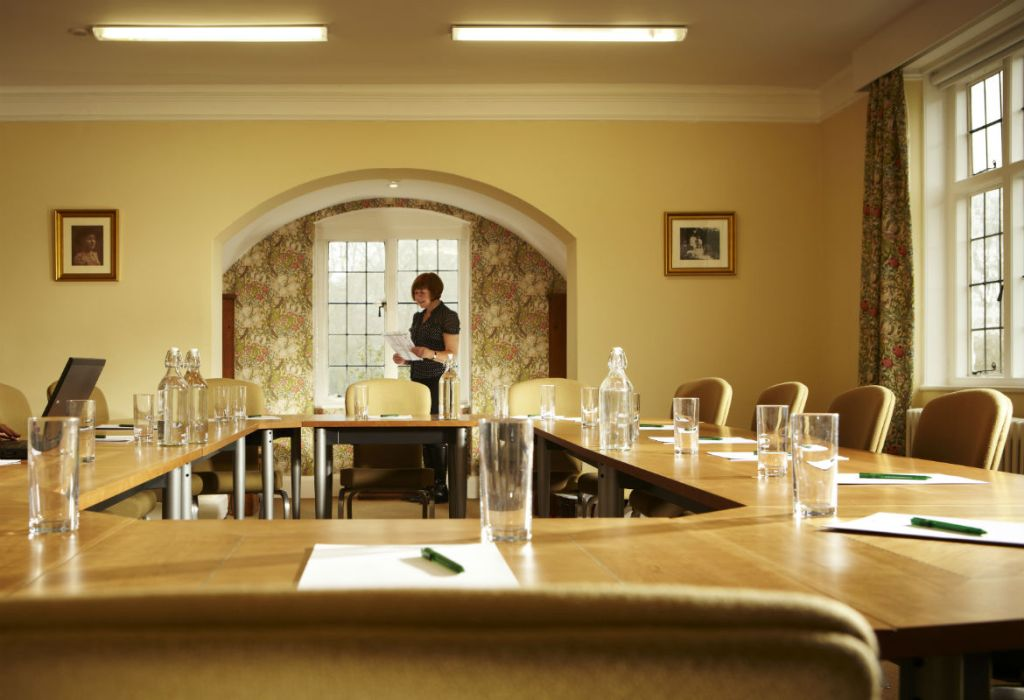 Conference meeting room, Winterbourne House