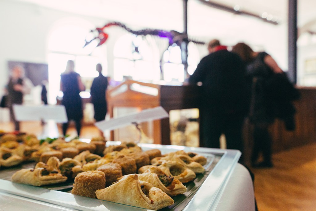 Catering your event at the Lapworth