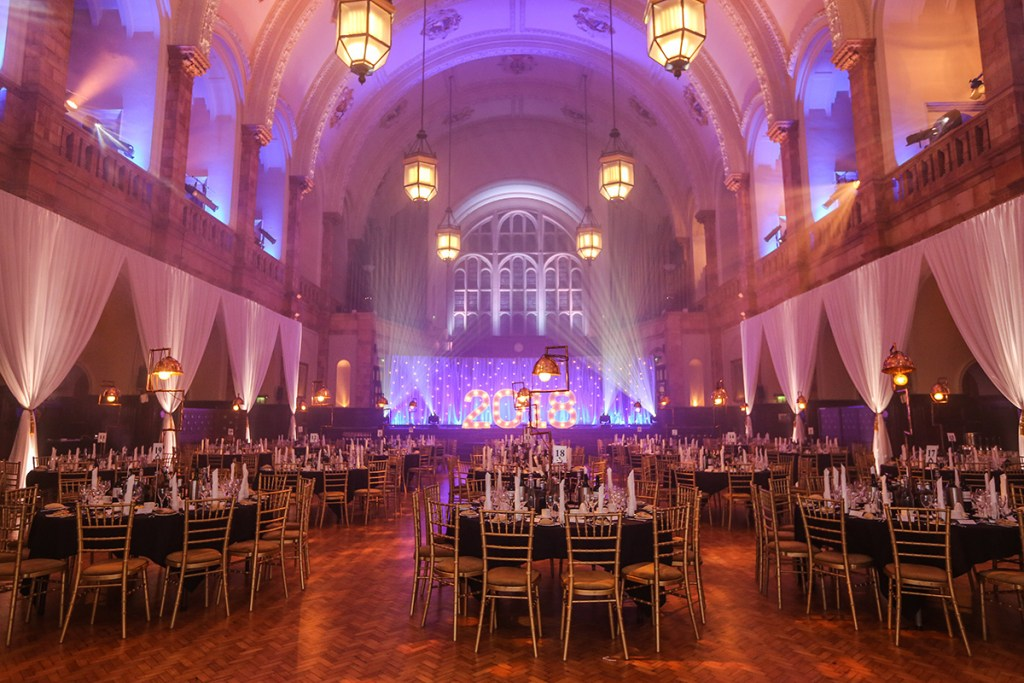 Gala Dinner in the Great Hall