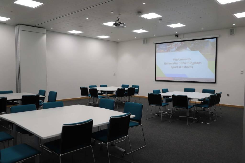 Sport & Fitness Meeting Room
