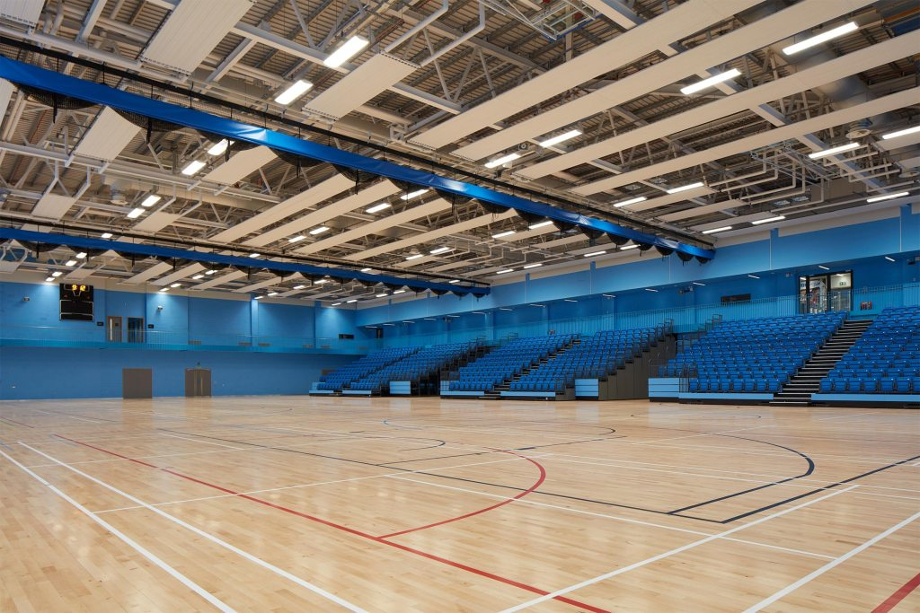 Sport and Fitness Munrow Sports Arena