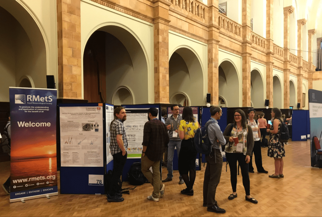 Posters in the Great Hall