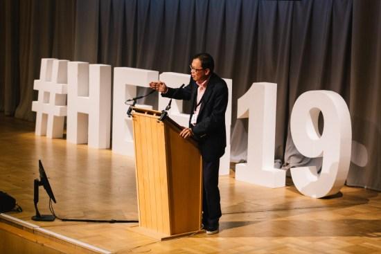 HEFi2019 keynote speaker