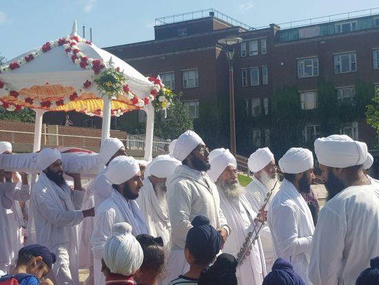 GNNSJ procession
