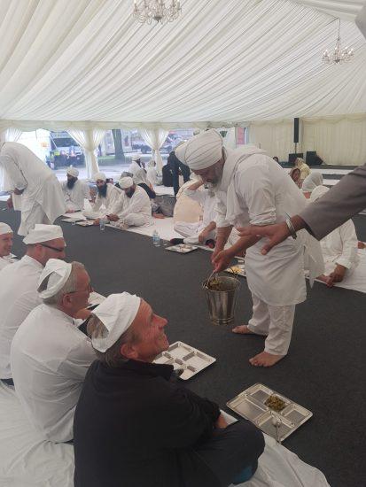 Feeding our chefs