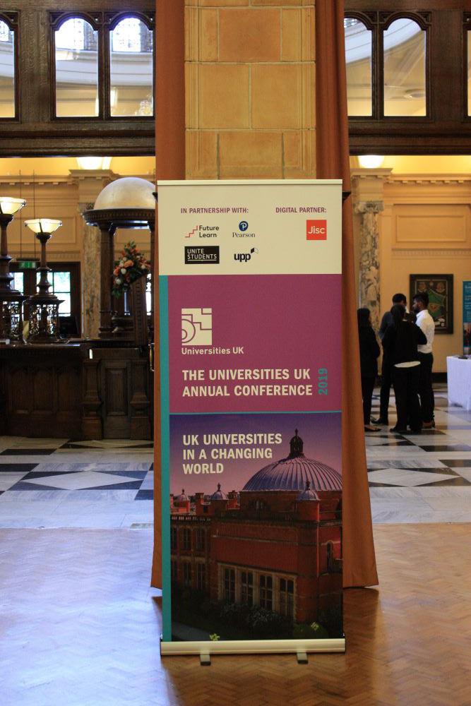 UUK at the University of Birmingham