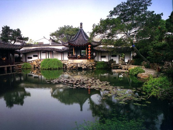 traditional japanese garden design A Love of Japanese Gardens | Confero Dezso