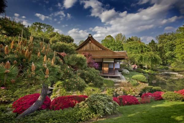 japanese garden house A Love of Japanese Gardens | Confero Dezso