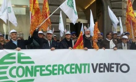 Mobilitazione delle imprese Confesercenti: a Roma il 18 feb