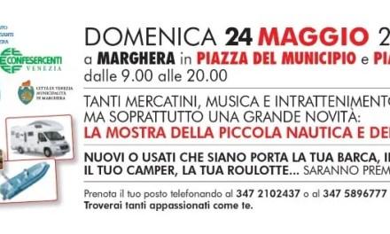 """Torna a Marghera """"Vivi la piazza"""""""