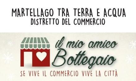 A Martellago parte la campagna per incentivare gli acquisti nei negozi di città