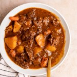 Easy Dutch Oven Beef Stew Confessions Of A Baking Queen