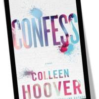 Confess by Colleen Hoover Cover Reveal