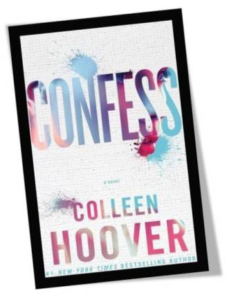 Confess Cover Reveal