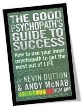 Good Psychopath Book Cover