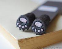 Bear Paws Bookmark