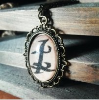 Shadowhunter Necklace