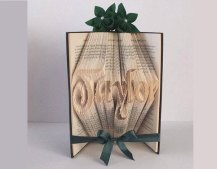 Personalised Book Gift