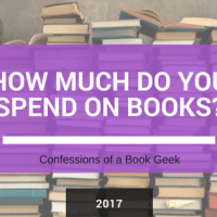 How Much Do You Spend On Books? 2017 Edition