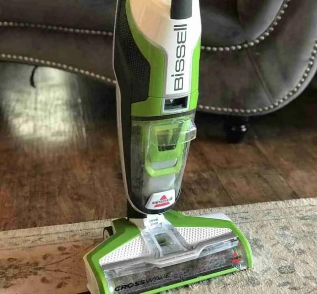 Bissell crosswave vacuum mop