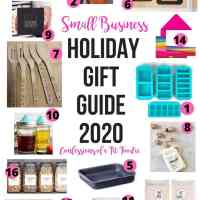 Small Business Holiday Gift Guide 2020