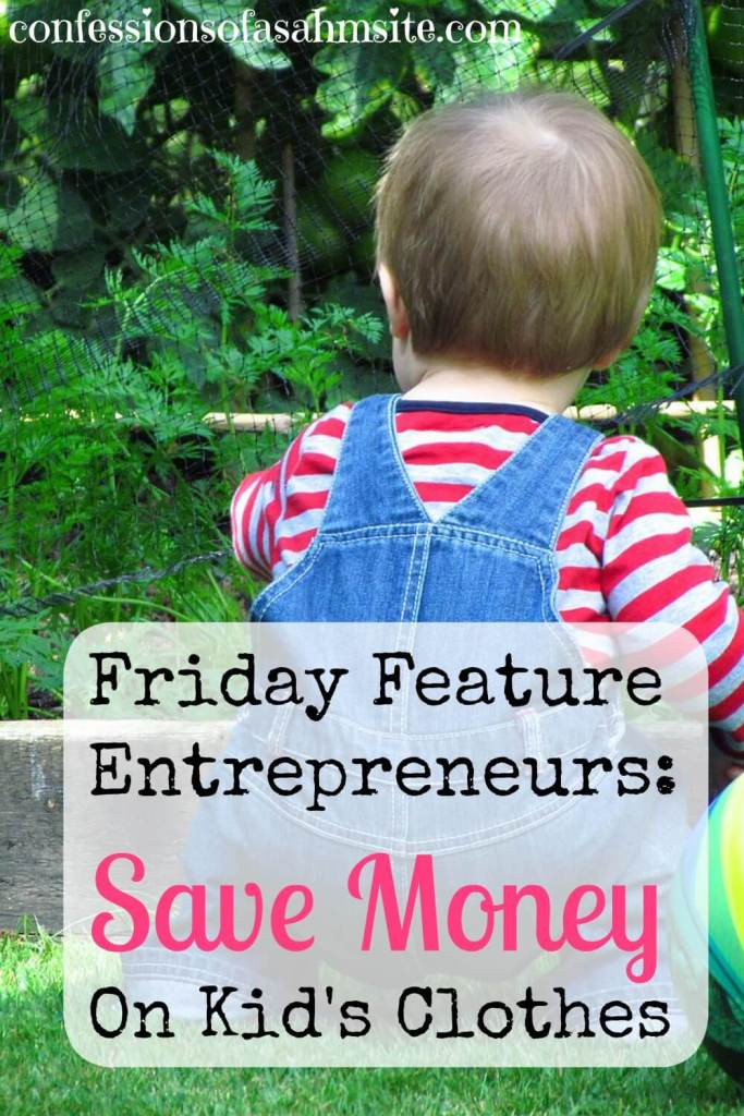 Friday Feature-Save Money on Kid's Clothes. Is your child growing by the minute? Read to find out what these entrepreneurs thought of to make sure to save you MONEY, TIME and SPACE. Will this be a great idea to try with your household? Check out the awesome idea here. Click to read more.