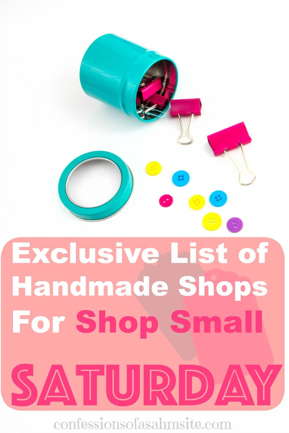 Exclusive List of Handmade Shops for Shop Small