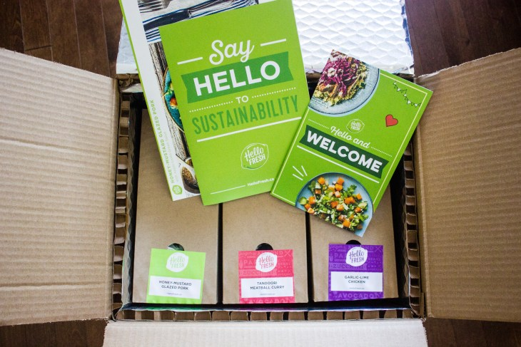 Eat healthier with HelloFresh + Discount | Confessions of a Scorpio
