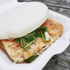 Chicken Bao Bun from C Bao Asian Buns