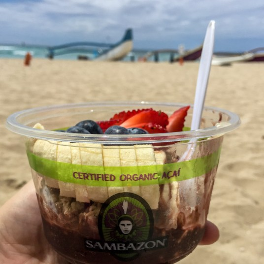 Acai Bowl Hawaiian Islands - Oahu