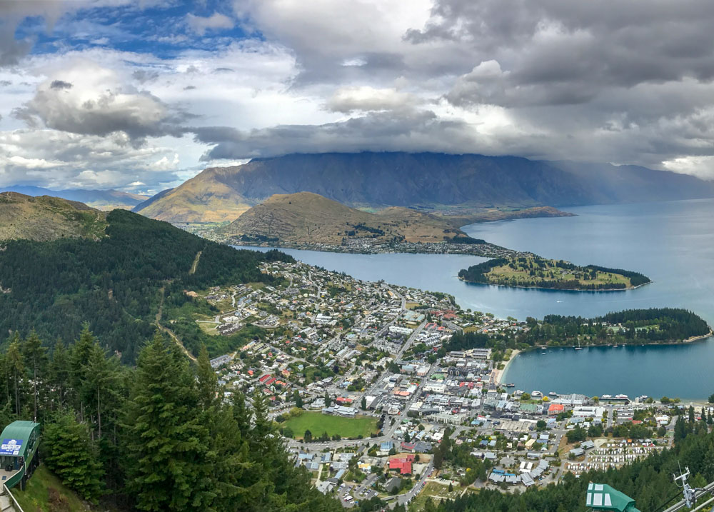 Skyline Queenstown Highlights of New Zealand