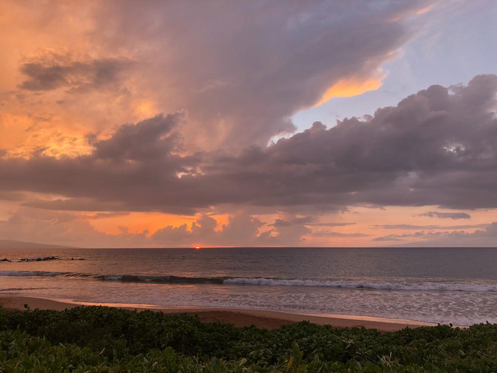 More Maui Sunset Grand Wailea