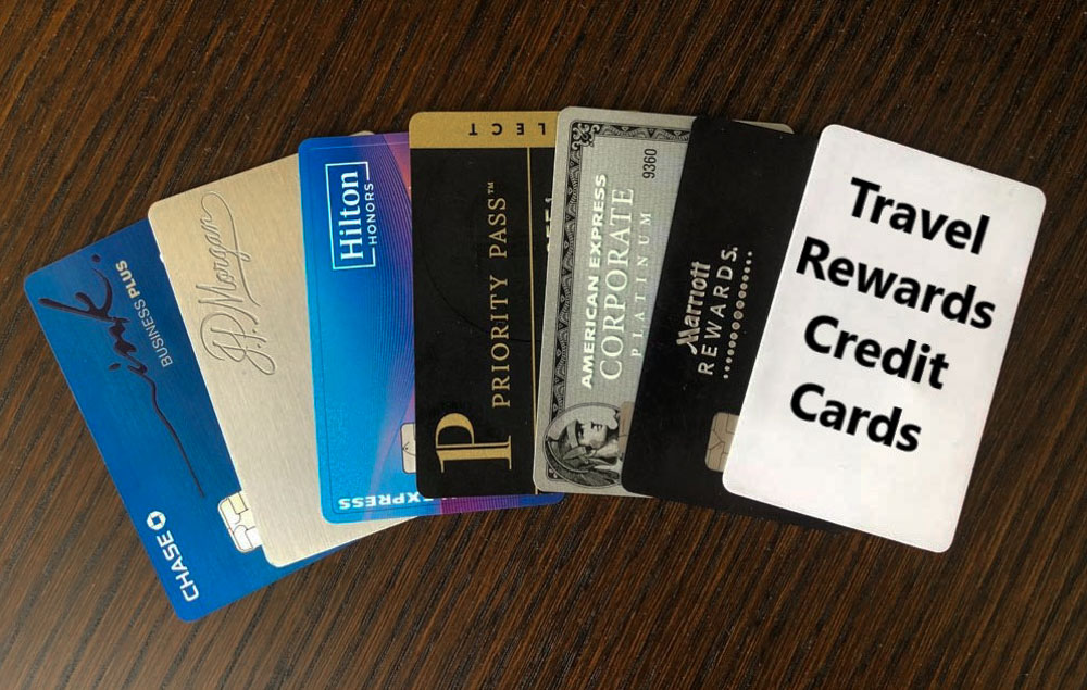 travel rewards credit cards confessions of a travaholic - Travel Rewards Credit Card