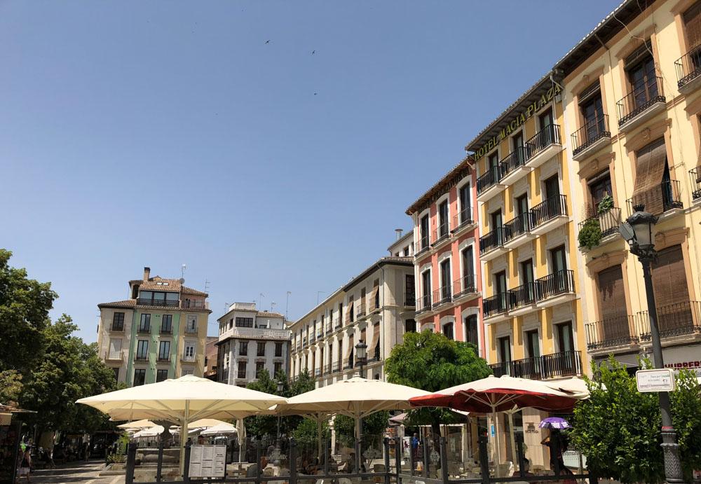 Andalusia, Spain Confessions of a Travaholic Granada