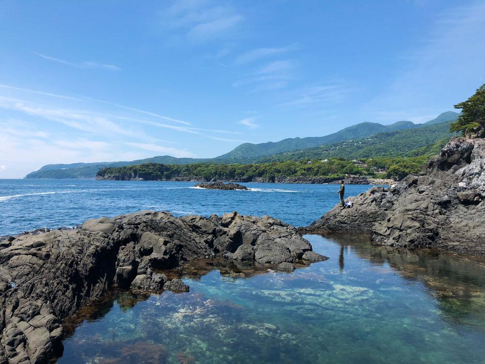 Jogasaki Coast Trail Izu Peninsula Japan Confessions of a Travaholic
