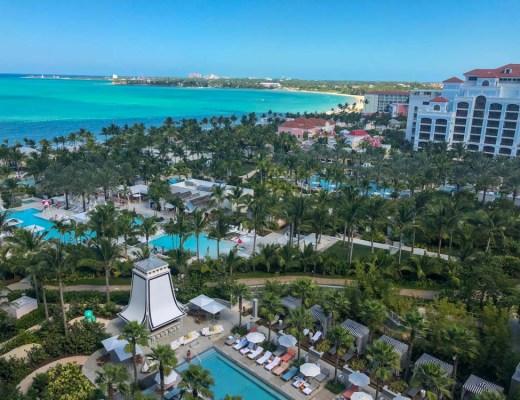 Baha Mar Bahamas Confessions of a Travaholic