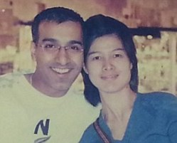 Flight Steward Sanjid Singh Sandhu, 41. His wife Tan Bee Jeok, 43 was also a MAS flight attendant and the couple have a 10 year old son. Tan was meant to be operating on MH370, but her life was spared when she switched her shift with a colleague. Sanjid himself was not meant to be working flight 17, but in a tragic twist of fate, swapped with another steward.