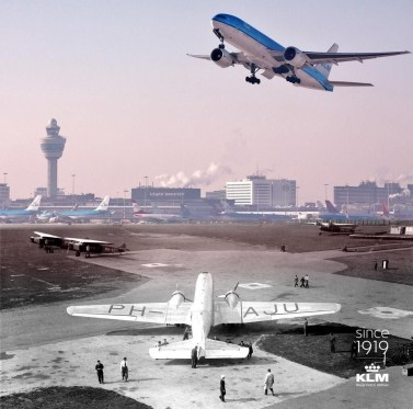 "The airline was created on October 7, 1919 by Albert Plesman. It had already been awarded the ""Royal"" title by the Dutch Queen Wilhelmina. Koninklijke Luchtvaart Maatschappij, or KLM as it is abbreviated, literally means Royal Airlines in English, hence the title KLM Royal Dutch Airlines."