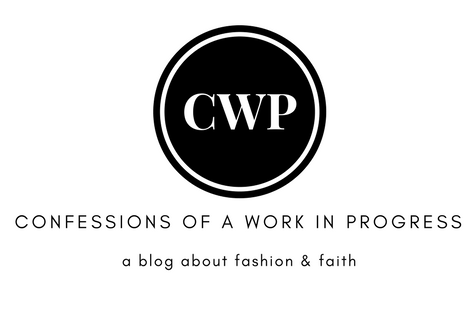 Confessions of a Work in Progress