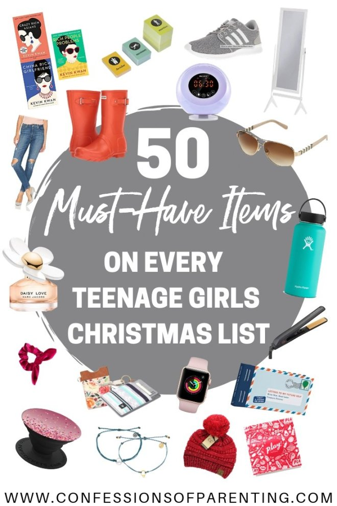 50 Must Have Rv Accessories Rv Supplies In 2019 Expert: 50 Must-Have Items On Every Teenage Girls Christmas List