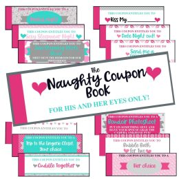 Naughty Coupon Book Sales Page-2